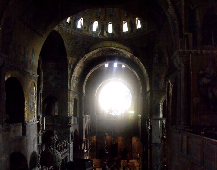 St Mark's Basilica, Venice, Italy - David K. Myers Watercolor/ Photo Gallery