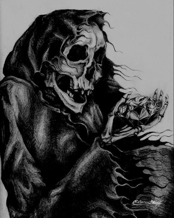Death Diamond - Wailing Wizard