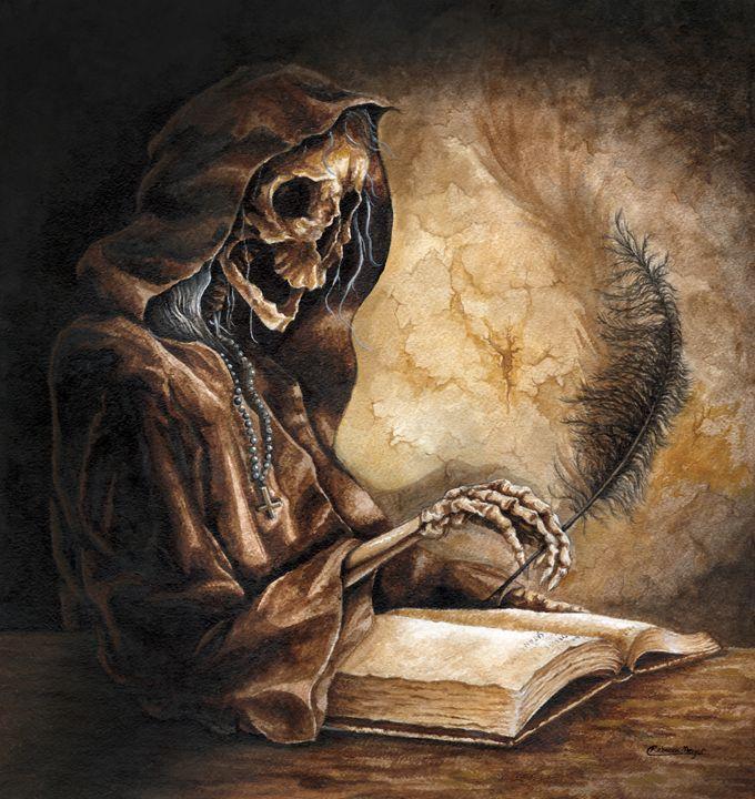 Scribe - Wailing Wizard
