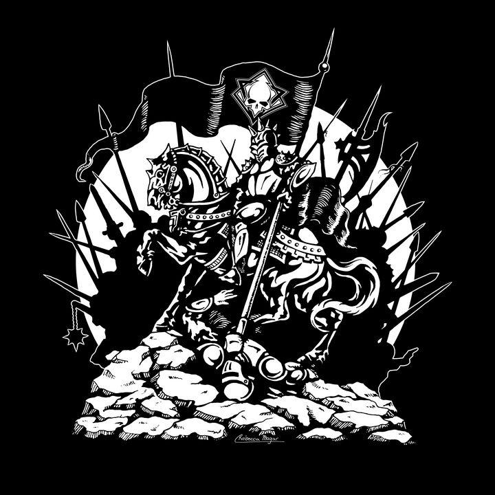 Conqueror - Wailing Wizard