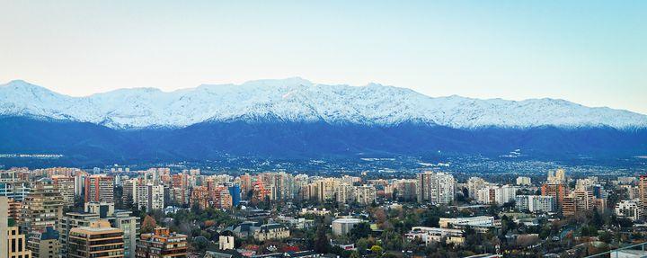 Invierno 2020 Santiago de Chile - Leis Antonio