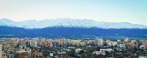 Invierno 2020 Santiago de Chile