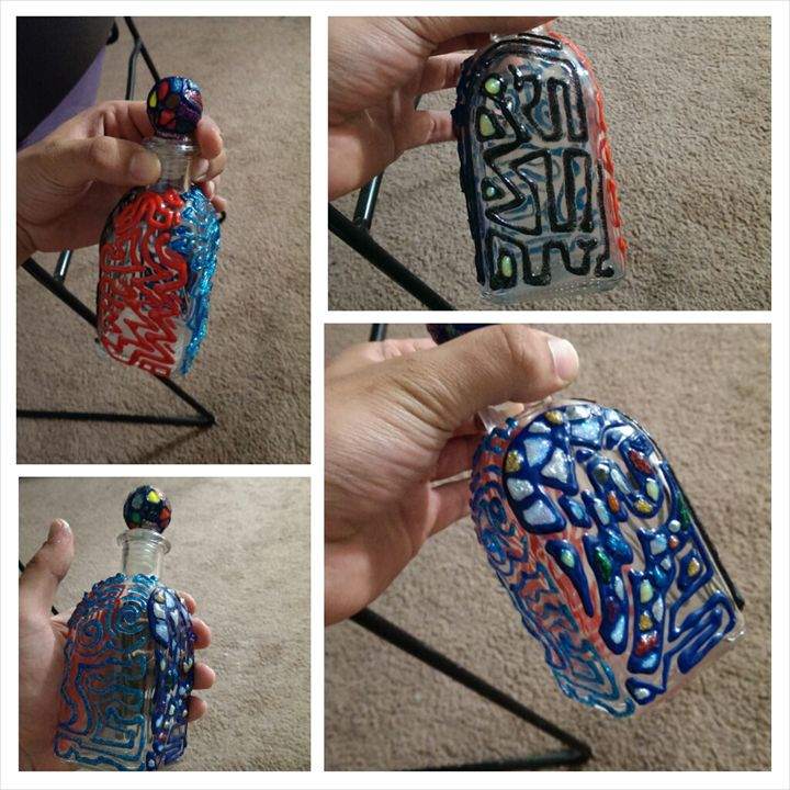 DreamPotion bottle - Sharpie® On Life!