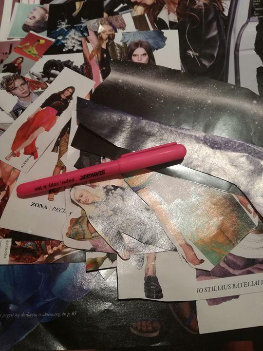 magazine - Surreal art and fashion