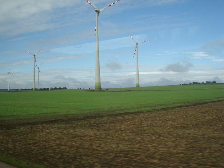 windmills - Surreal art and fashion