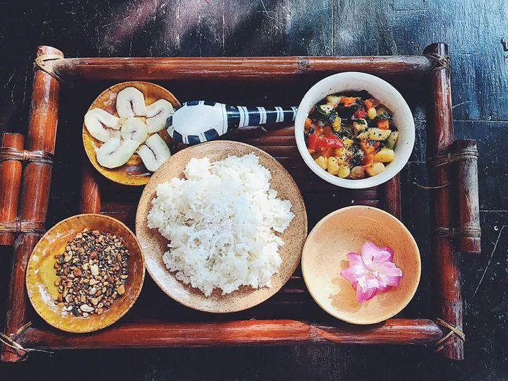 light breakfast - thientra