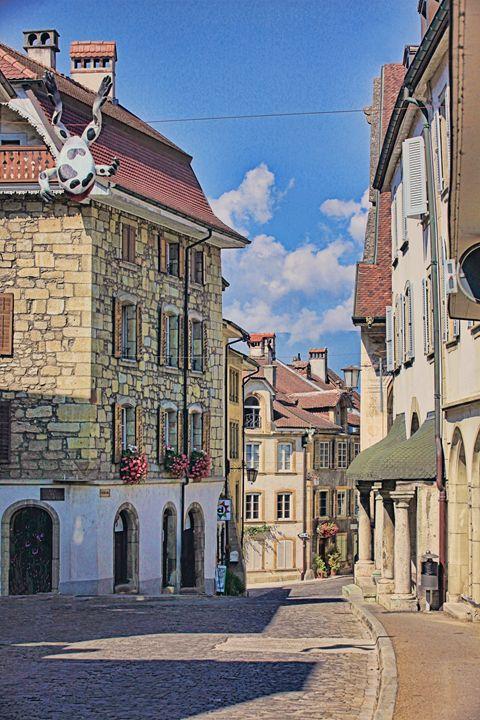 Village Fribourg - MaXx Art