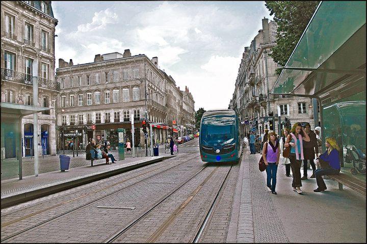 Metro de Bordeaux - MaXx Art