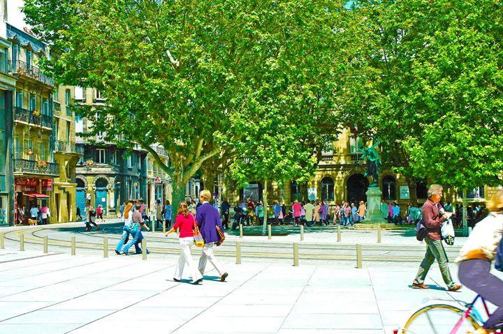 Bordeaux en Vie - MaXx Art