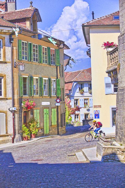 Fribourg - MaXx Art