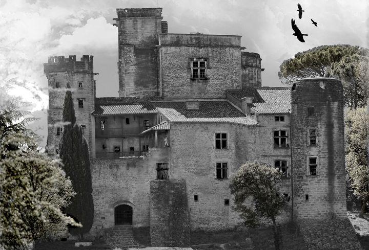 Château du Lourmarin - MaXx Art