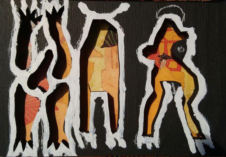 Dancing in the dark - artaffairs RP