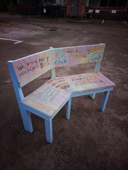 Parkbench for Lovers - artaffairs RP