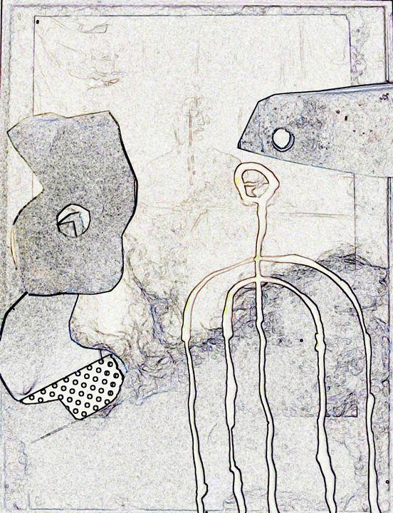 Mysterious conversation - artaffairs RP