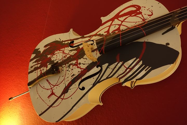 The Cello for my granddaughter - artaffairs RP