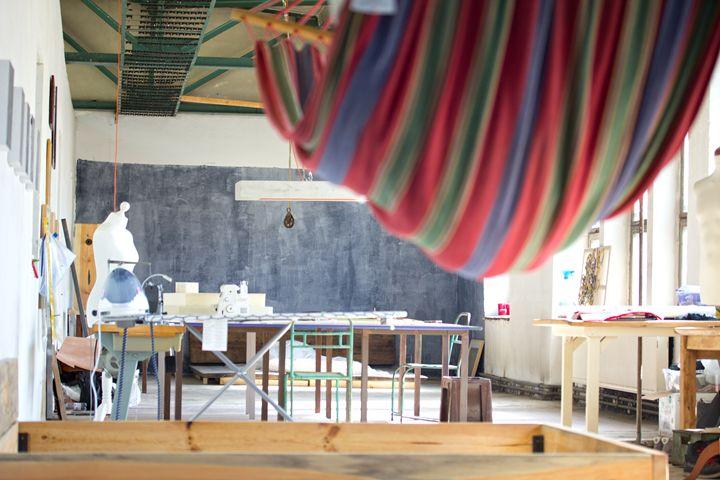 hammock In the upper studio - artaffairs RP