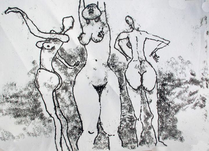 Three gracious - artaffairs RP