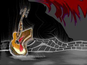 Forgotten Guitar
