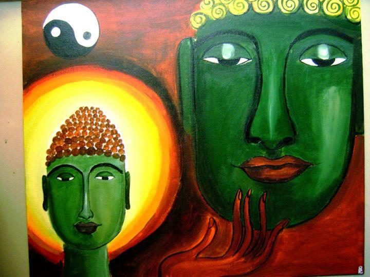 BUDDHA - Rajni Art Gallery