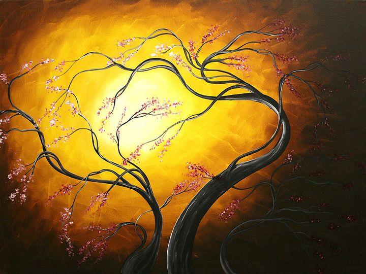 my imagination tree - Rajni Art Gallery