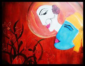 Radha Krishna delight