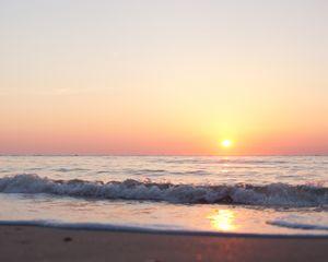 Morris Island, SC Sunrise
