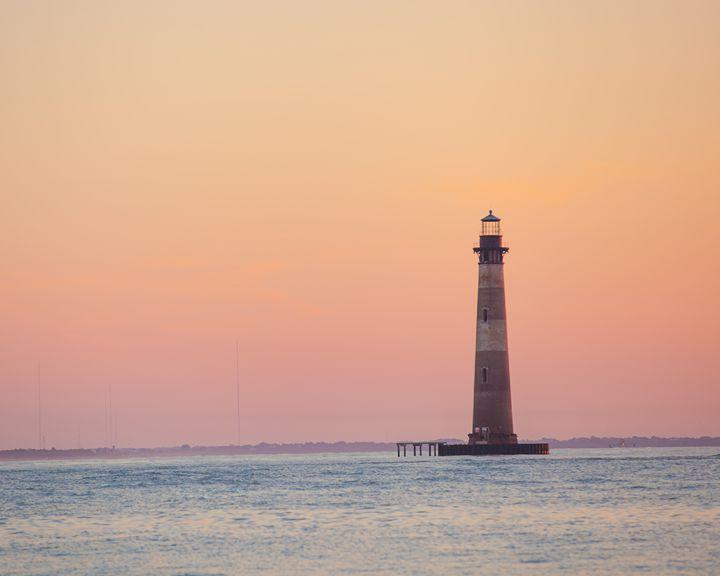 Morris Island Lighthouse - David Hager Photography