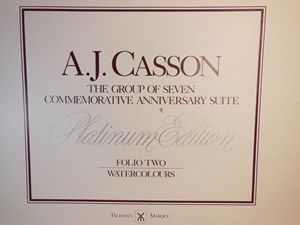 A. J. Casson - Platinum Edition