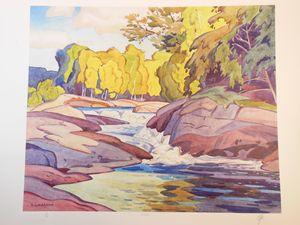 A. J. Casson - Rapids