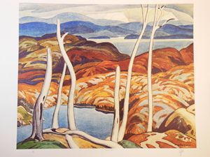 A. J. Casson - North Shore