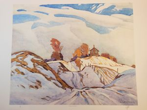 A. J. Casson - King Side Road