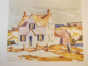 A. J. Casson - Jerome House - Pl. Ed