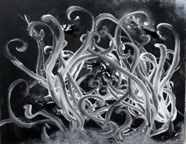 Intuition - Bernadette Doyle Art