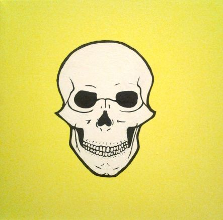 Skull - Bernadette Doyle Art