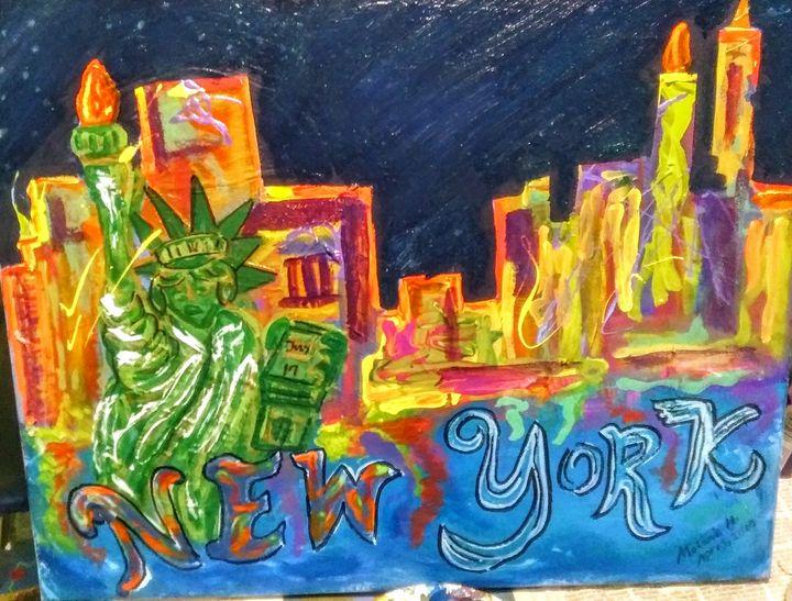 Kaleidoscope of color - Myartz Gallery
