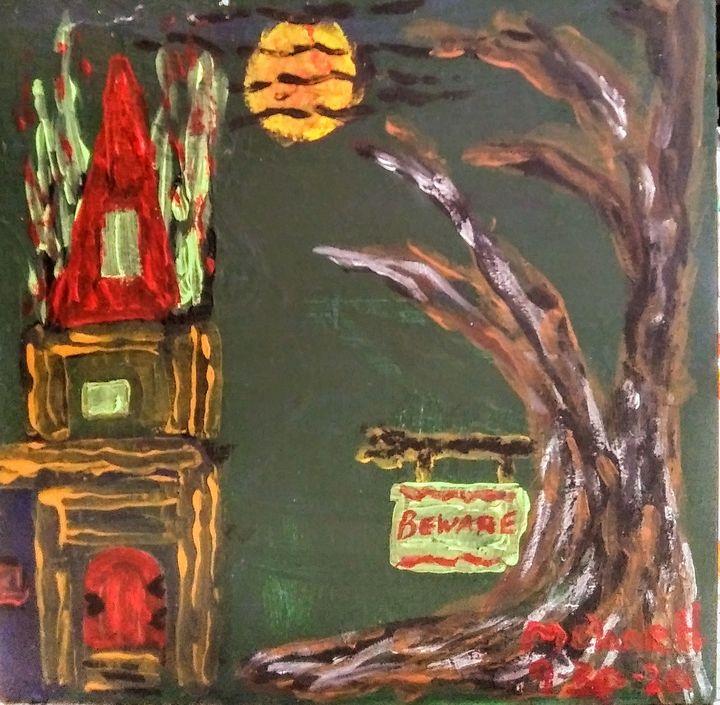 Spooky - Myartz Gallery