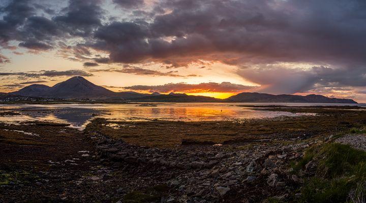 Isle of Skye Sunset - Pete Diako