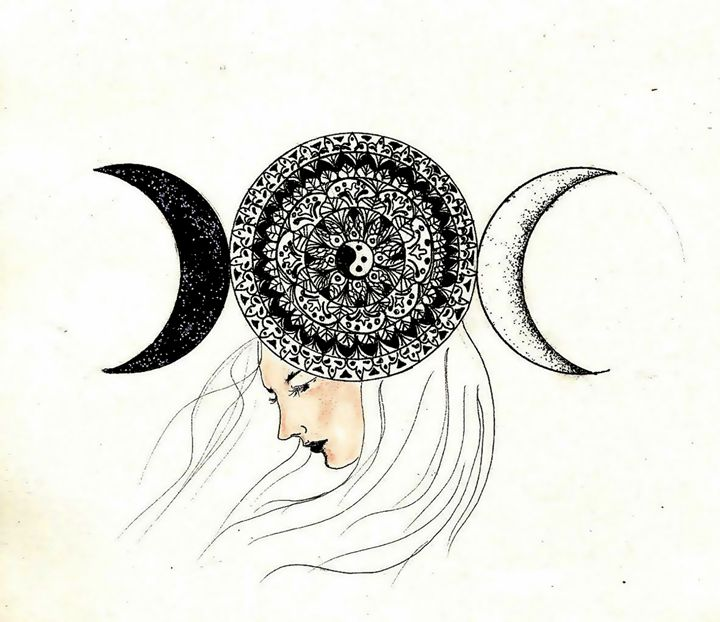 Maiden Mandala - Ambermoons