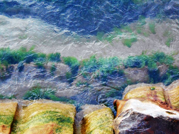 Rocky Shore - Shayne's Photography