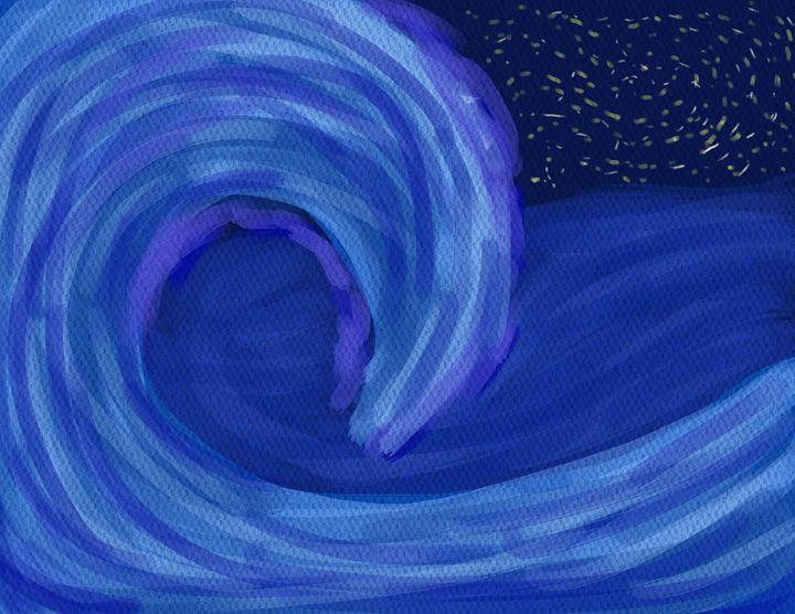 Ocean Wave - Shayne's Photography