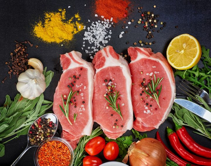 healthy food - foods