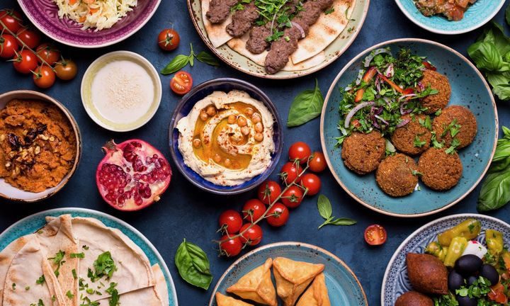 Meat kebab - foods
