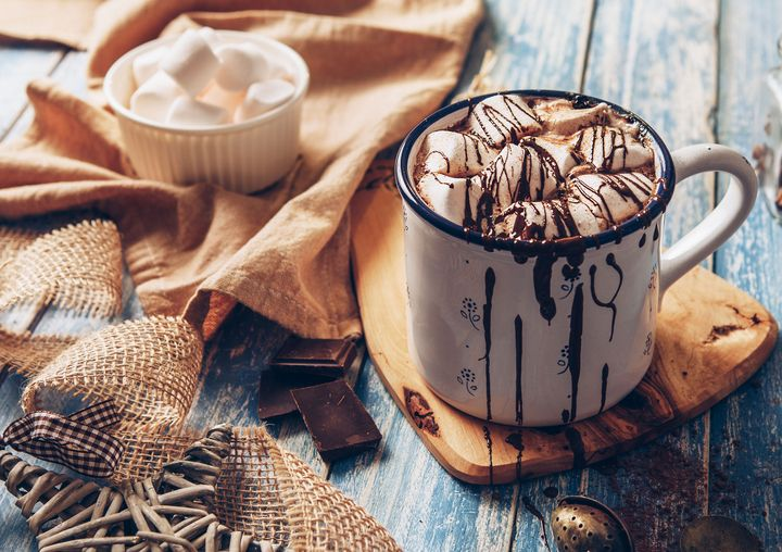 marshmallow chocolate - foods