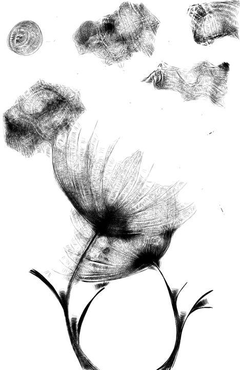 flowers of the past - Nejandrea
