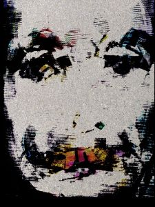 "Nancy Pelosi "" The White Joker "" - James Wargelin"