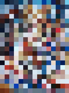 Cubist Day Dreamer - Tobias