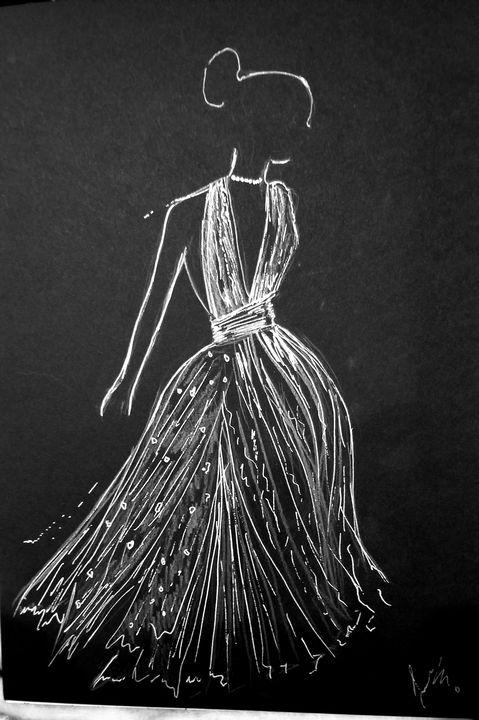 Dress-Fashion - ArtmyHart