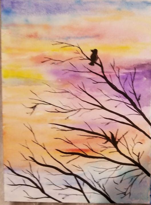 Sunset - ArtmyHart