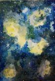 Night Sky Nebula