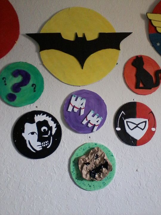 Batman Villain Collection - NerdCraft